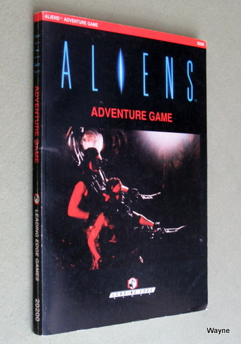 Image for Aliens Adventure Game