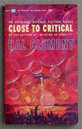 Image for Close to Critical (Ballantine SF U2215)