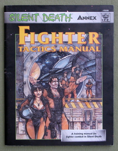 Image for Fighter Tactics Manual (Silent Death Annex)