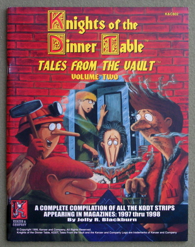 Image for Knights of the Dinner Table: Tales from the Vault, Vol. 2
