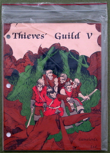 Image for Thieves' Guild V (5)