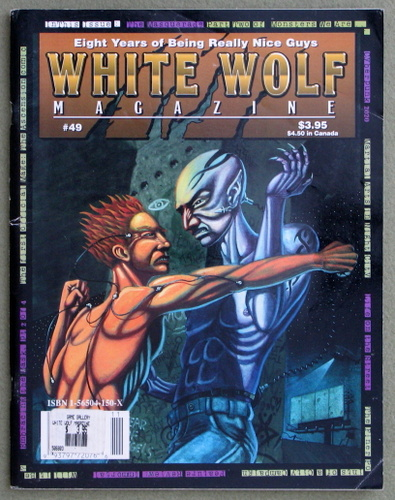 Image for White Wolf Magazine, Issue 49