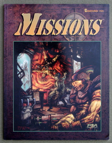Image for Missions (Shadowrun)