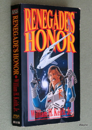 Image for Renegade's Honor (Renegade Legion)