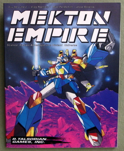 Image for Mekton Empire: Science Fiction Adventure in a Distant Universe