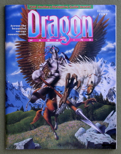 Image for Dragon Magazine, Issue 187