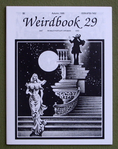 Image for Weirdbook 29