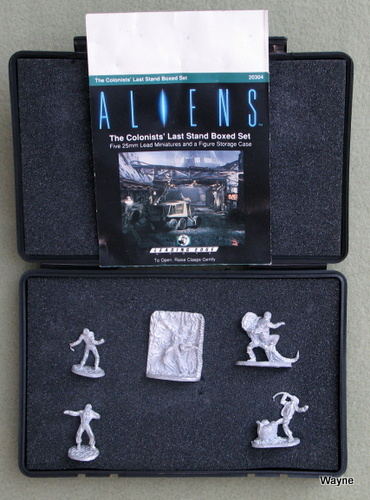 Image for The Colonists' Last Stand (Aliens RPG Miniatures)