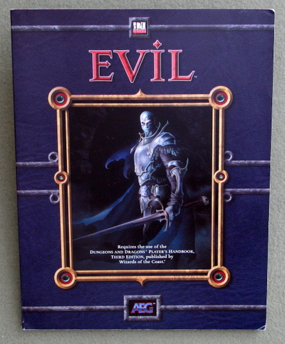 Image for Evil (Dungeons & Dragons: D20 system)