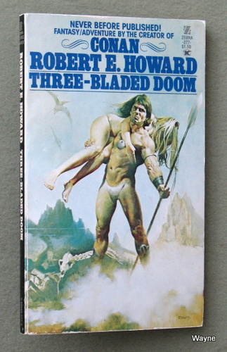 Image for Three-Bladed Doom