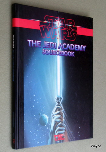 Image for Jedi Academy Sourcebook (Star Wars)