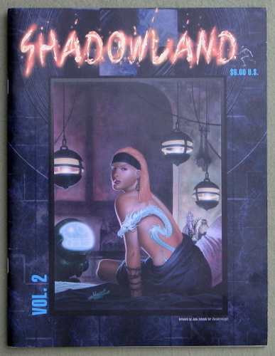 Image for Shadowland Magazine, Vol. 2 (Shadowrun)