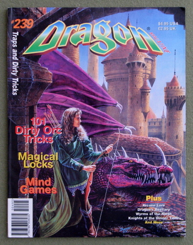Image for Dragon Magazine, Issue 239