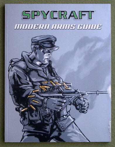Image for Modern Arms Guide (Spycraft)