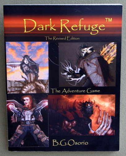Image for Dark Refuge: The Adventure Game (Revised Edition)