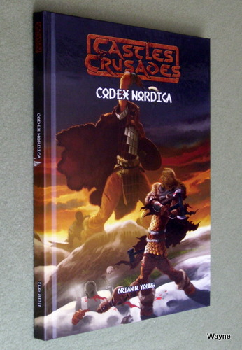 Image for Codex Nordica (Castles & Crusades)