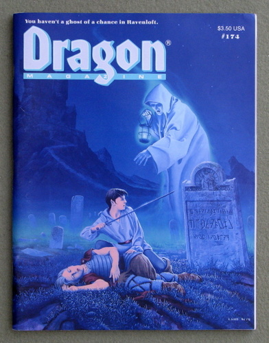 Image for Dragon Magazine, Issue 174