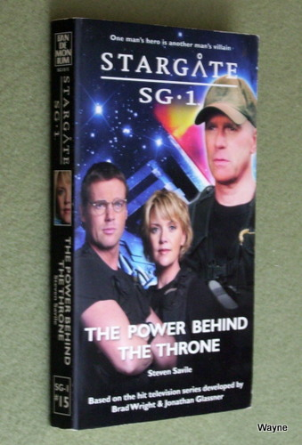 Image for The Power Behind the Throne (Stargate SG-1)