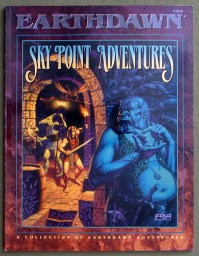 Image for Sky Point Adventures (Earthdawn)