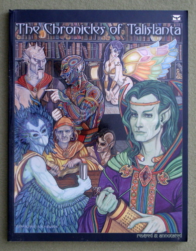 Image for Chronicles of Talislanta (Revised & Annotated)