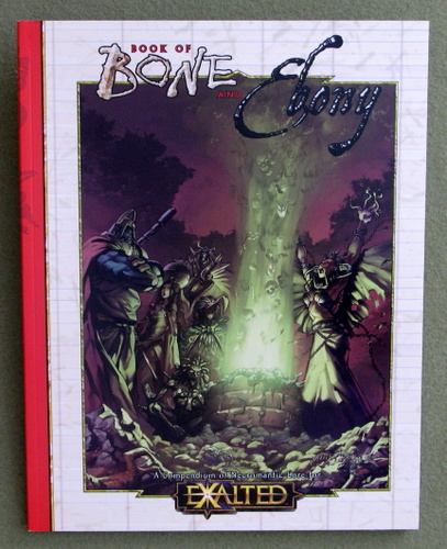 Image for Book of Bone & Ebony (Exalted)