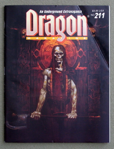 Image for Dragon Magazine, Issue 211
