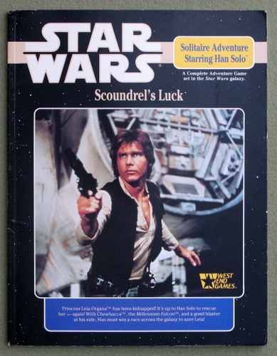 Image for Scoundrel's Luck (Star Wars)