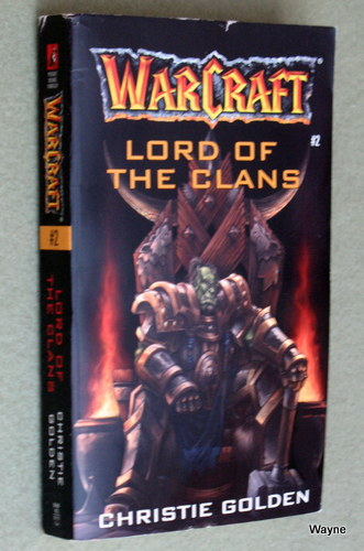 Image for Lord of the Clans (Warcraft, Book 2)