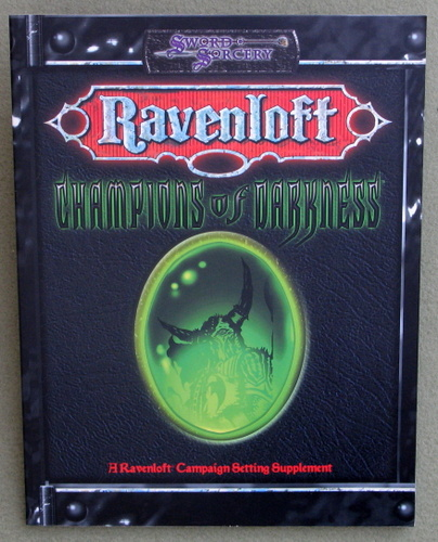 Image for Ravenloft: Champions of Darkness (D20 system)