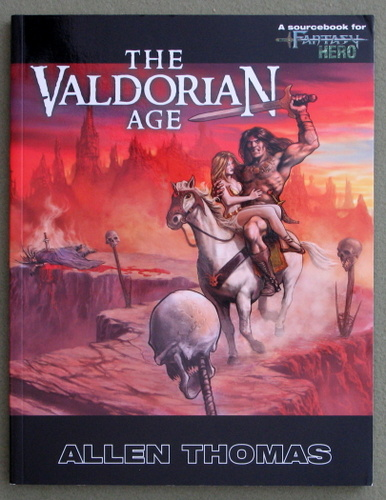Image for The Valdorian Age (Fantasy Hero)