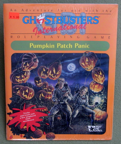 Image for Pumpkin Patch Panic (GBI: Ghostbusters International)