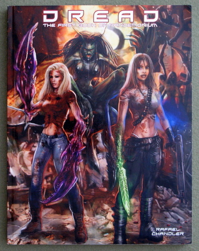 Image for Dread: The First Book of Pandemonium