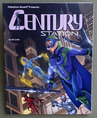 Image for Century Station (Heroes Unlimited)