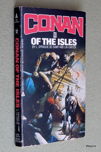Image for Conan of the Isles (Conan #12)