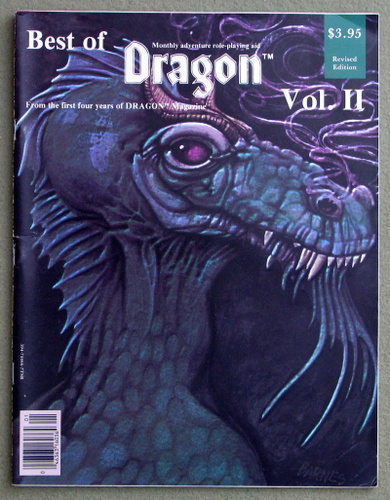 Image for Best of Dragon Magazine, Vol 2 (Revised Edition)
