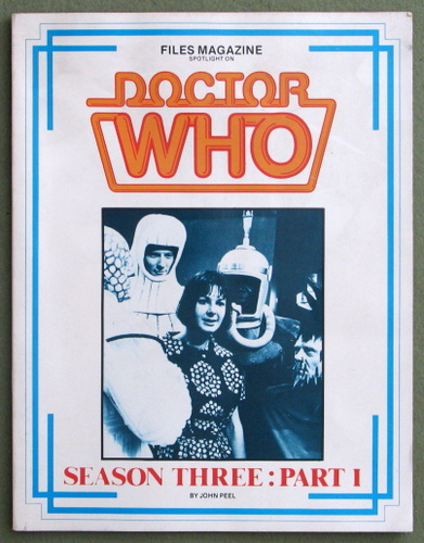 Image for Doctor Who: Season Three, Part 1
