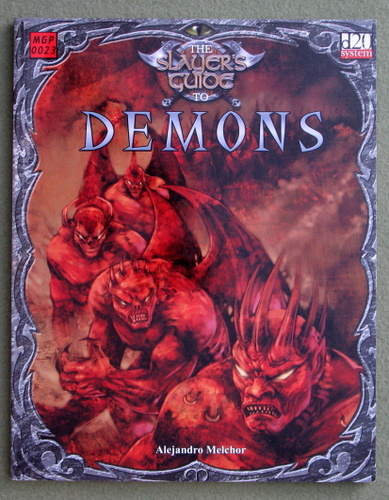 Image for Slayer's Guide To Demons (D20 system)