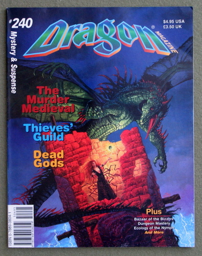 Image for Dragon Magazine, Issue 240