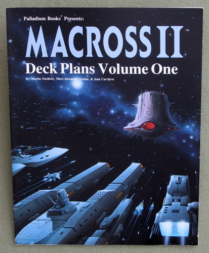 Image for Macross II: Spacecraft Deck Plans, Volume One