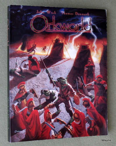 Image for Orkworld: Roleplaying Game