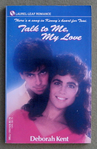 Image for Talk to Me, My Love