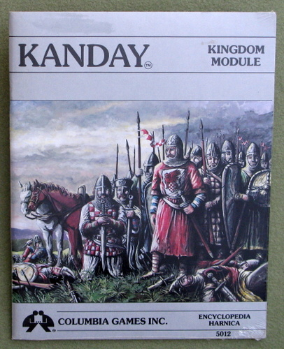 Image for Kanday: Kingdom Module (Harn)