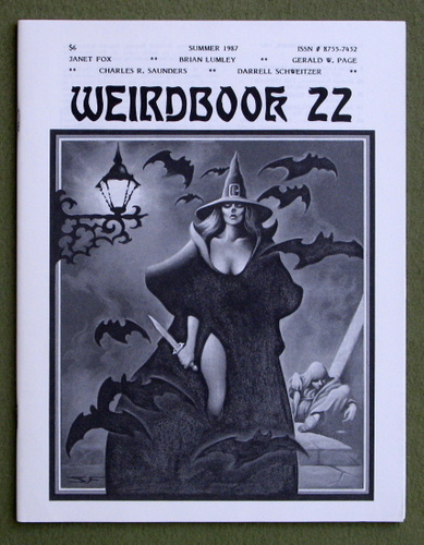 Image for Weirdbook 22