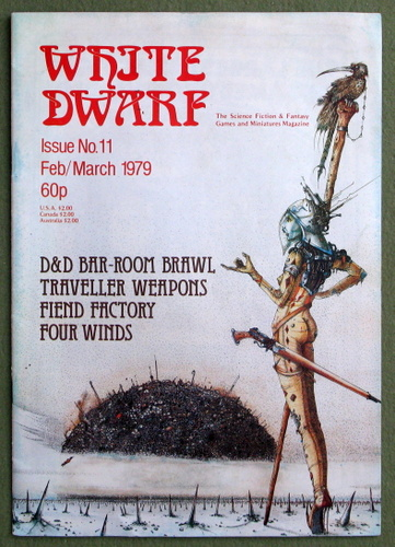 Image for White Dwarf Magazine, Issue 11