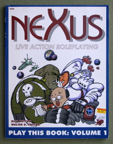 Image for Nexus: Live-Action Roleplaying (Play This Book , Vol 1)