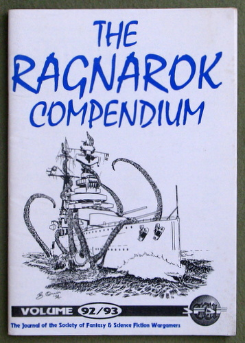 Image for Ragnarok Compendium: The Journal of Fantasy and Science Fiction Wargaming