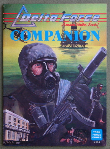 Image for Delta Force Companion
