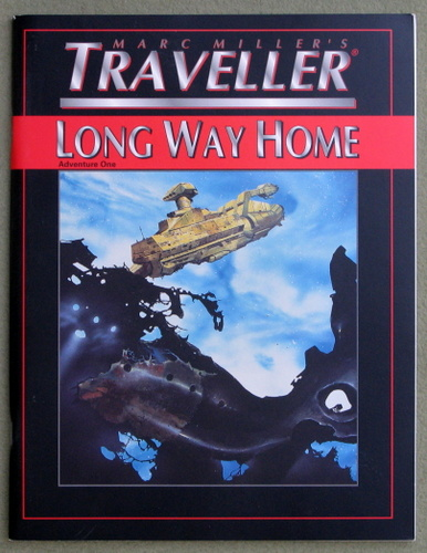 Image for Long Way Home (Marc Miller's Traveller - T4)
