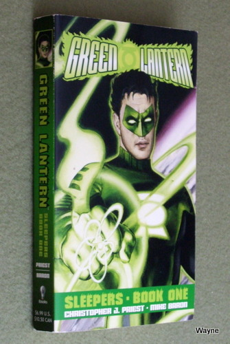 Image for Green Lantern: Sleepers, Book 1