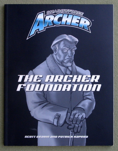 Image for The Archer Foundation (Shadowforce Archer)